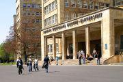 Campus der Johann Wolfgang von Goethe-Universität